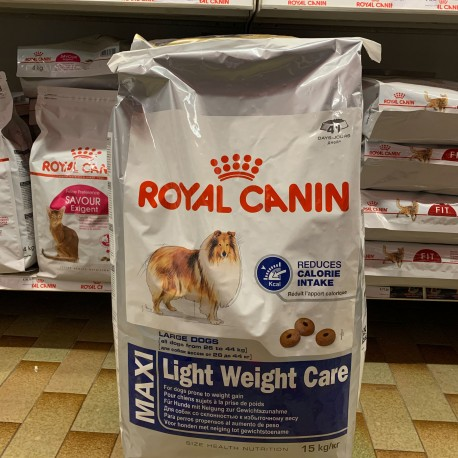 ROYAL CANIN LIGHT WEIGHT CARE 15 KG