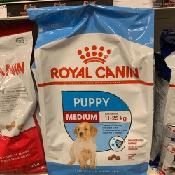 ROYAL CANIN PUPPY MEDIUM 4 KG